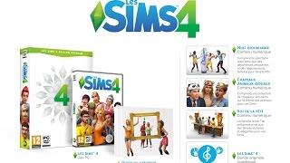 Les Sims 4: Unboxing Premium