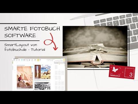 Smarte Fotobuch Software   Tutorial zum SmartLayout bei Designer 3 thumbnail