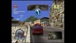 GTI Club Supermini Festa! - Gameplay Wii (Original Wii)