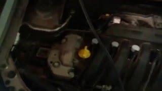 Clio 2 1.4 16v problème de tremblement ralenti et bobines