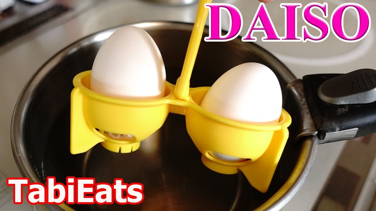 Egg Gadgets Put to the Test