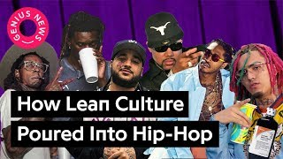 From DJ Screw to Lil Pump: How Lean Became Hip-Hop's Addiction   Genius News
