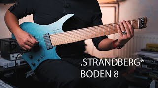 Strandberg Boden 8 Standard - Souldust - Edge Of Life