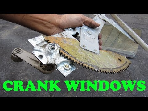 How Manual Windows Work