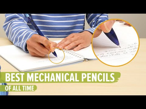best-mechanical-pencils-of-all-time