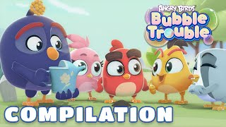 Angry Birds Bubble Trouble | Ep 6-10