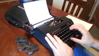 Manual Non-Electric GENERATION 3000 Typewriter (Like Rover 5000 Super de Luxe)