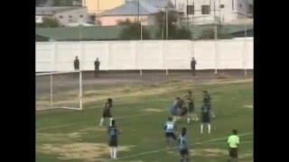 ФК Худжанд 1:1 ФК Далерон-Уротеппа (9.5.2015)