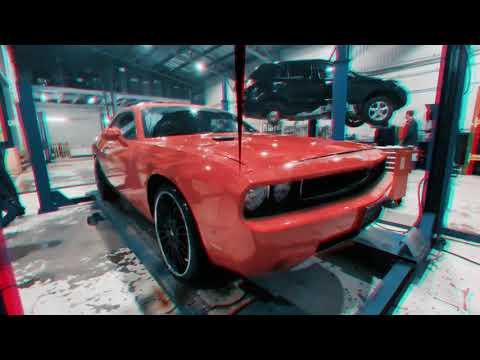 Легендарный Dodge Challenger