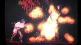 Mortal Kombat Bicycle Kick Fatality