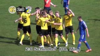 VFC Plauen - FC Carl Zeiss Jena II  4:4
