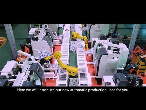 You Ji Automation Production Line Solutions