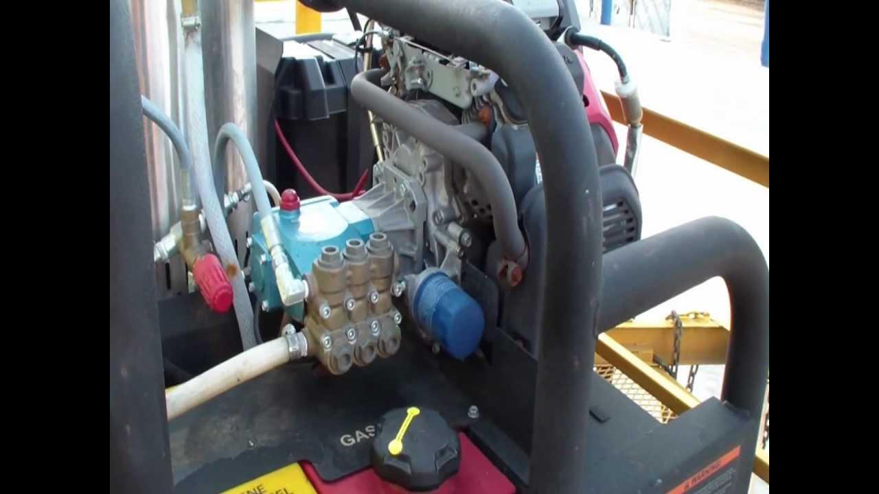 Direct Drive Pump Verses Belt Drive Pressure Washer Pumps. Dan Swede on