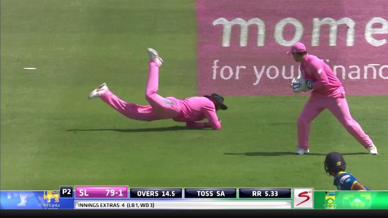 South Africa vs Sri Lanka - 3rd ODI Innings Highlights