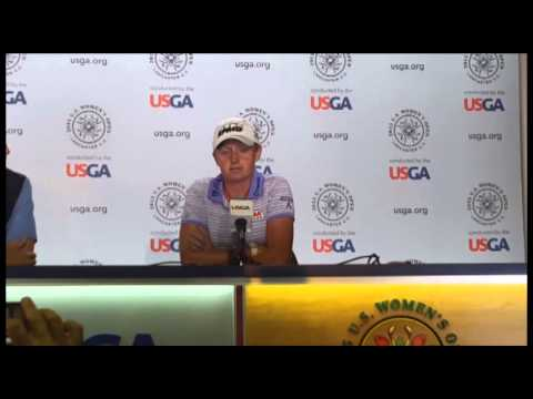 US Women's Open Player Interview: Stacy Lewis
