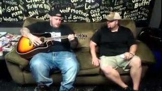 Jelly Roll Interview At Rocking Gods House