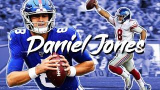 "Daniel Jones - PROVE THEM WRONG ᴴᴰ (Mini-Movie) | ""Self Control"" | New York Giants Rookie Highlights"