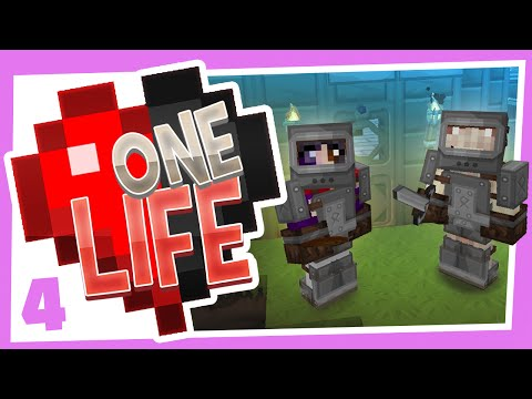 Minecraft UHC Survival! One Life - Diamonds Are Forever