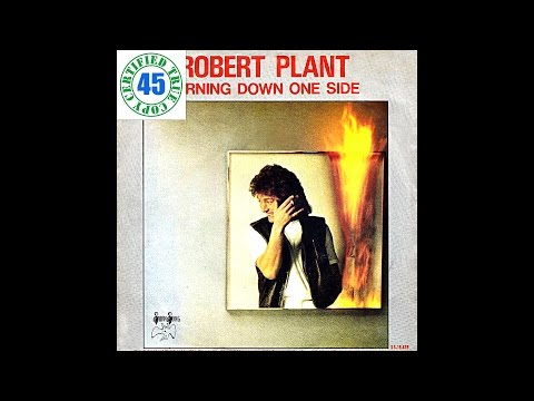 ROBERT PLANT - BURNING DOWN ONE SIDE - Pictures At Eleven (1982) HiDef :: SOTW #194
