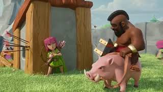 Clash Of Clans Animation #1