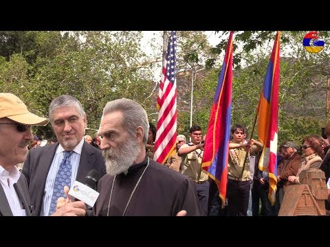 Los Angeles Armenian has come together, celebrating the 30th Anniversary of Artsakh's liberation,
