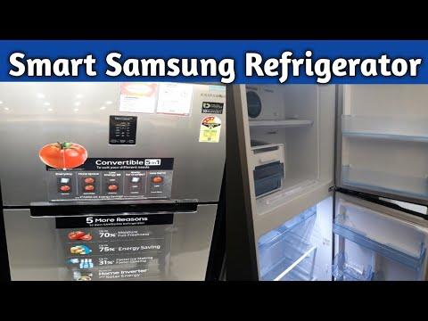 Samsung Refrigerator Review | Samsung Electronics | Best Refrigerator | Smart Refrigerator