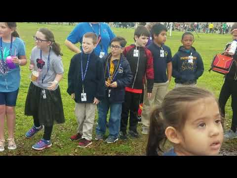 Belle Chasse Academy Kindergarten Parade 2