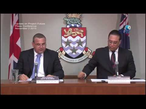 Update on Project Future, Nov 2 2015. Press Conference.