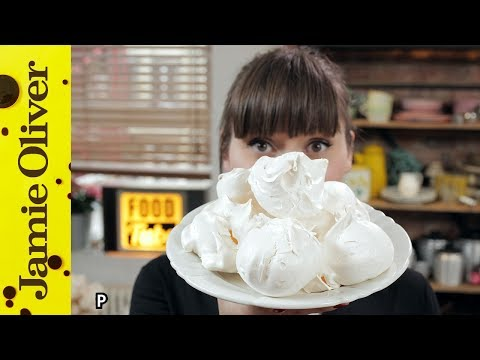 How To Make Perfect Meringue | Cupcake Jemma