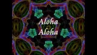 Nahko & Medicine for the People - Aloha Ke Akua w/lyrics (Dark As Night version)
