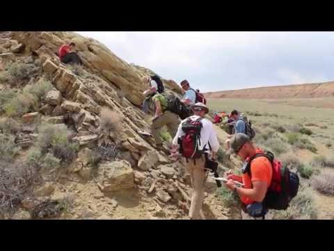 Wichita State University Geology Field Camp - Promotional Video