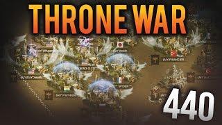 THRONE WAR IS HERE K440!!! (CLASH OF KINGS)