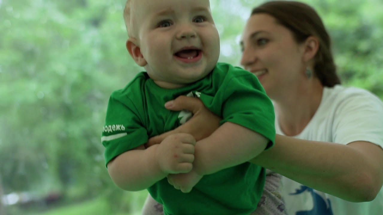 Итоговый ролик Всероссийского форума молодых семей