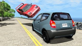 Realistic High Speed Crashes #25 - BeamNG Drive