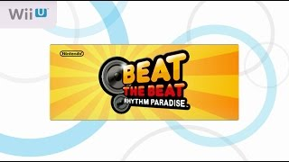 Beat the Beat: Rhythm Paradise (Wii U) First 20 Minutes - Virtual Console - Wii (Wii on Wii U)