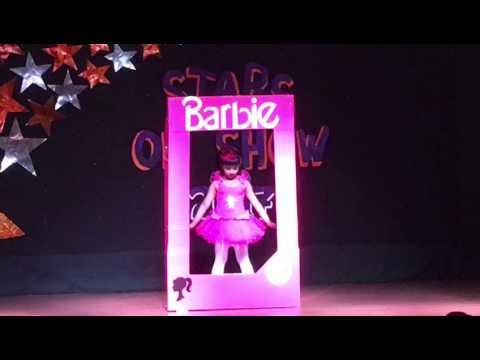 I am barbie girl dance -Vedika-part-1