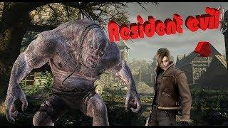 Resident evil 4💀СЕРИЯ # 2 💀ЭЛЬ ГИГАНТО ОТХВАТИЛ ЭЛЬ ЗВЕЗДЮЛЕЙ💀