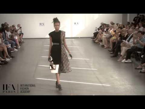 [RECAP] 2015 IFA Paris Fashion School Graduation Show in Paris