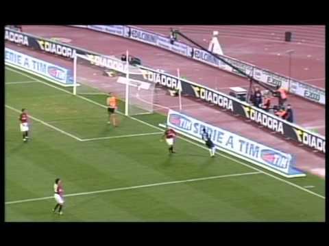 Roma - Inter 4-1 del 7/03/2004