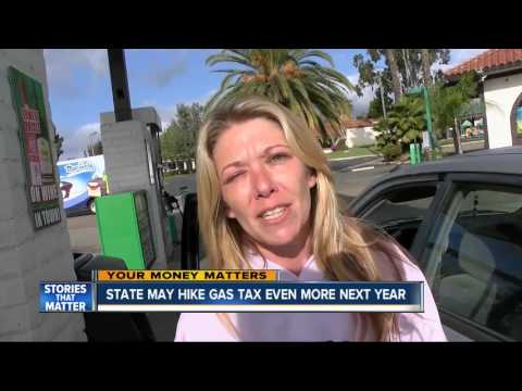 State Could Raise Gas Tax Even More