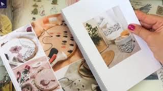 Обзор немецких книг по вышивке