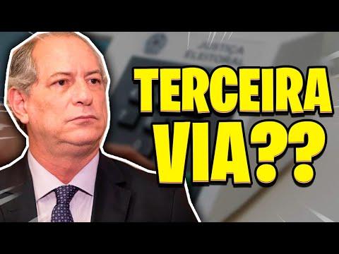 CIRO E A TERCEIRA VIA!! O QUE FALTA PARA PASSAR BOLSONARO?
