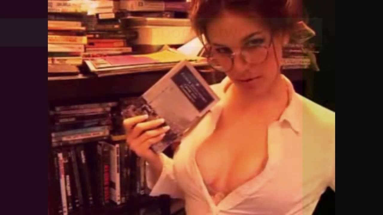 Stop Daydreaming about Hot Librarians2  YouTube