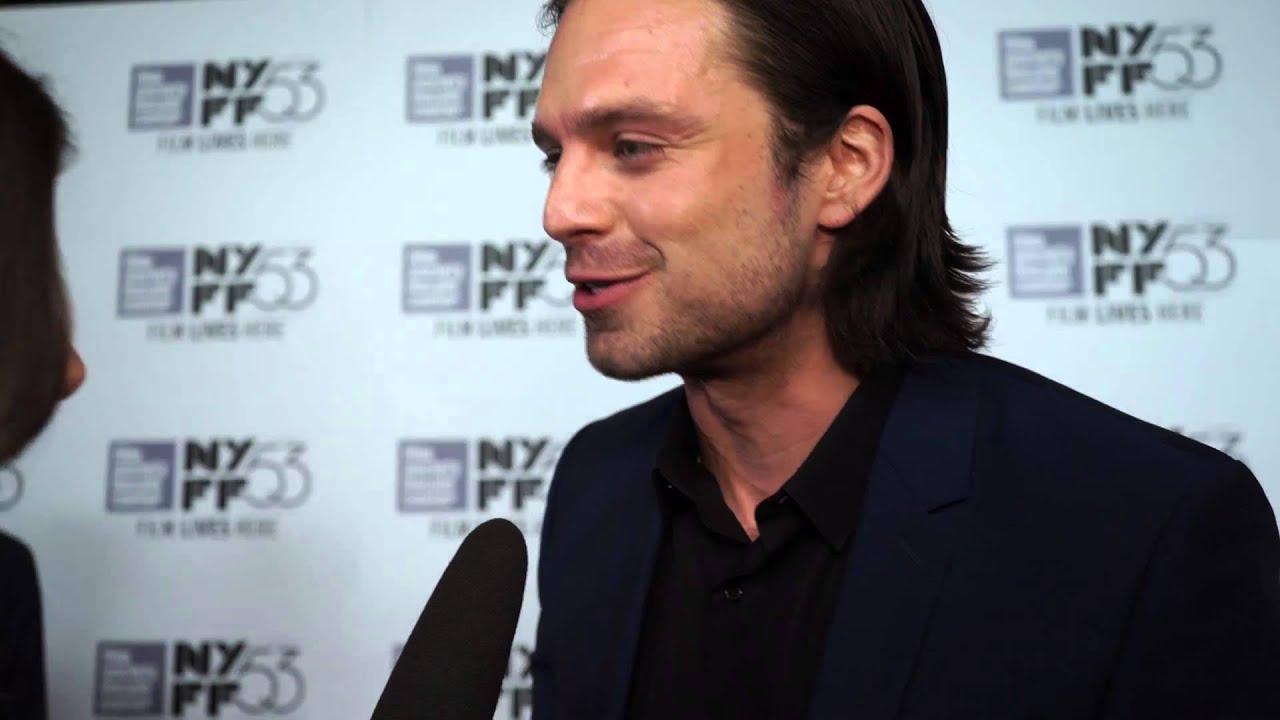 Sebastian Stan | 'The Martian' Red Carpet | NYFF53