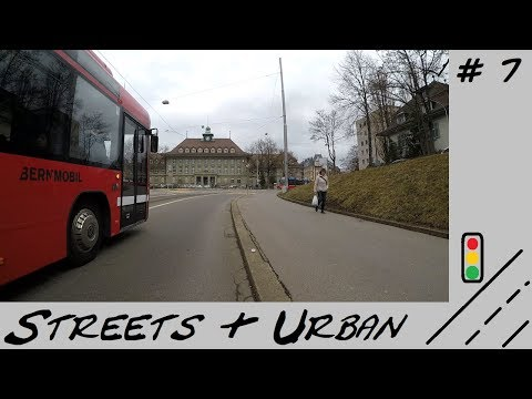 Bern by bike