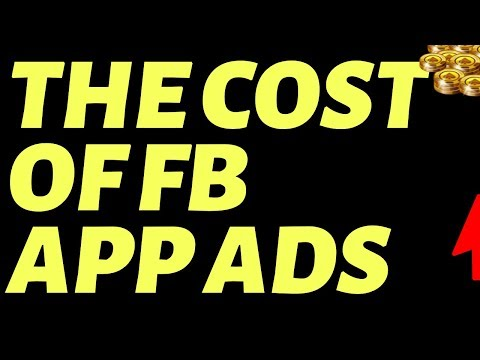 How To Know The Facebook App Ads COST (2019)