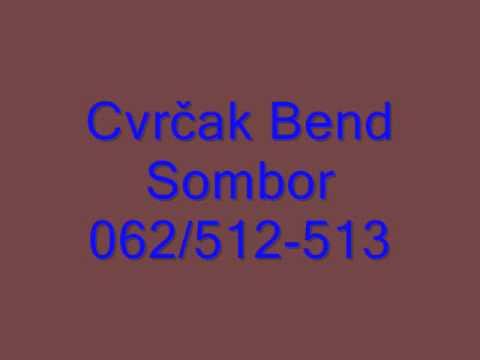 Cvrčak Bend Sombor-Gdje Su Sada (Uživo OK Radio Beograd)