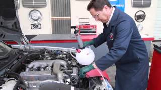 Engine Oil Vacuum Extractor Shootout Part 1 with Kent Bergsma