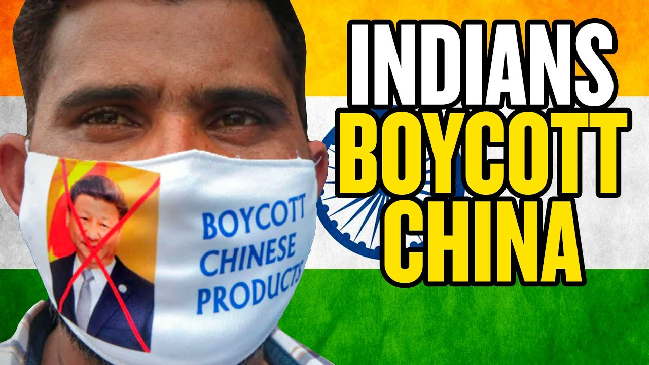Indians Boycott Billions in Chinese Goods