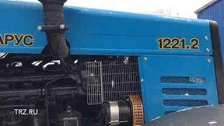 Traktor MTZ 1221 Belarus. Model MTZ siz ish uchun nima bor?